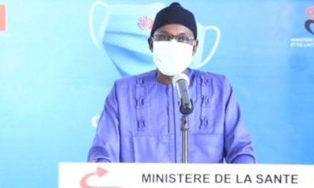 CORONAVIRUS AU SÉNÉGAL – 2 nouveaux décès, 98 nouveaux cas dont 17 communautaires