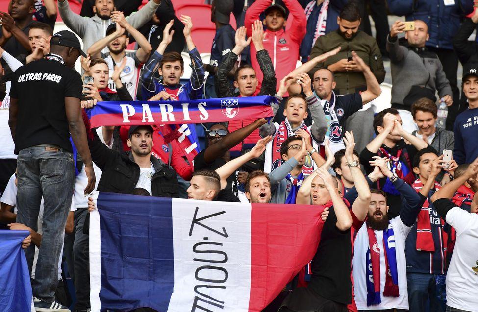FRANCE – Les ultras du PSG avaient oublié les consignes sanitaires