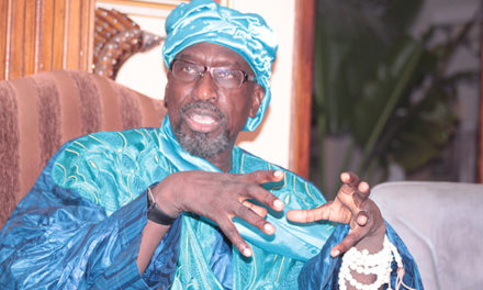Réponse à Abdoulaye Makhtar Diop sur le 3e mandat du président de la République (Par Yankhoba Seydi)