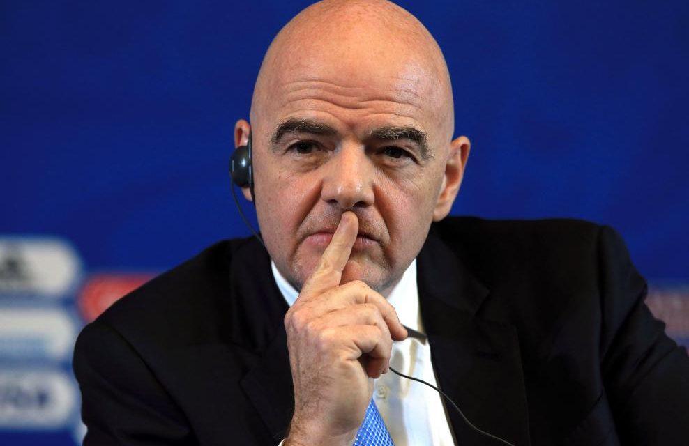 FIFA – Infantino fait l'objet d'une procédure pénale !