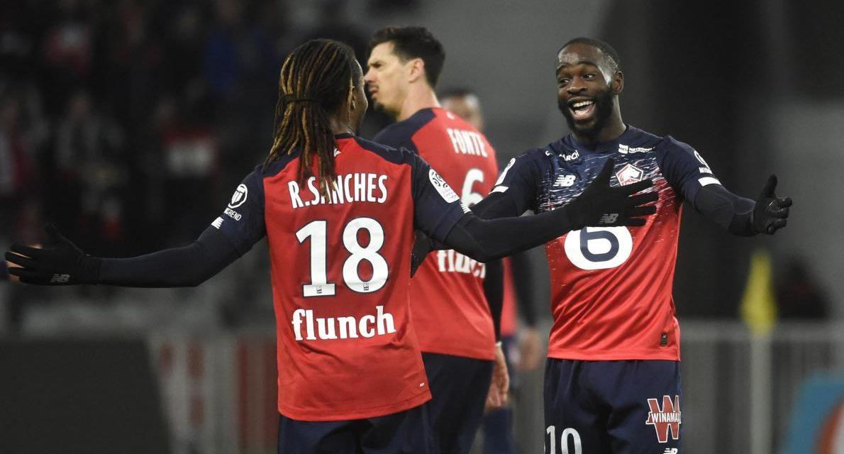 FRANCE – Trois joueurs de Lille positifs au Covid-19