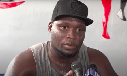 NÉCROLOGIE – Le lutteur Jules Baldé Junior n'est plus