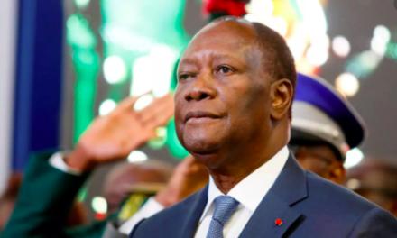"""OUATTARA SUR LE DECES DE SON PM – """"La Côte d'Ivoire perd un modèle"""""""