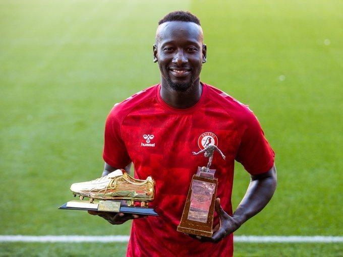 BRISTOL – Famara Diédhiou élu meilleur joueur et meilleur buteur du club