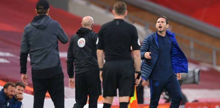 CHELSEA – Klopp, Lampard explique l'incident