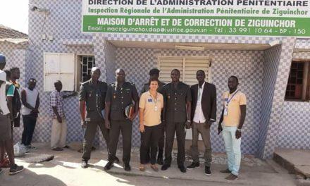 CORONAVIRUS – Après Thiès et Diourbel, la prison de Ziguinchor enregistre son premier cas