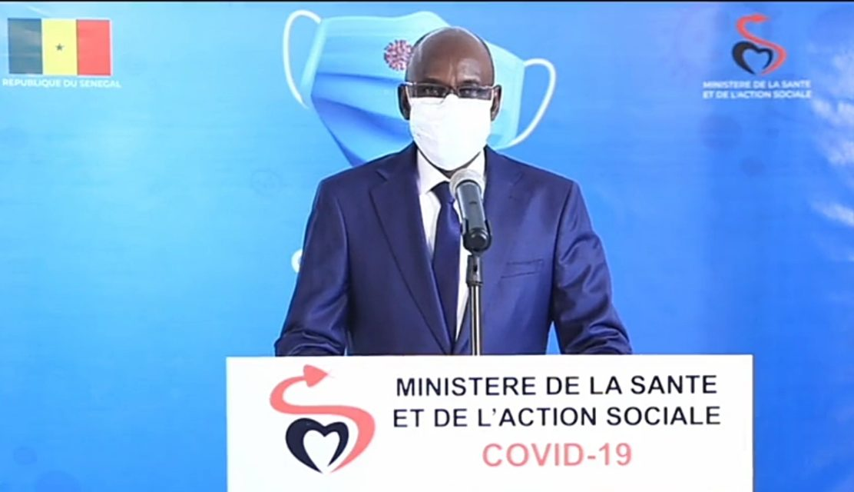 CORONAVIRUS – Le Sénégal dépasse la barre des 10.000 cas confirmés