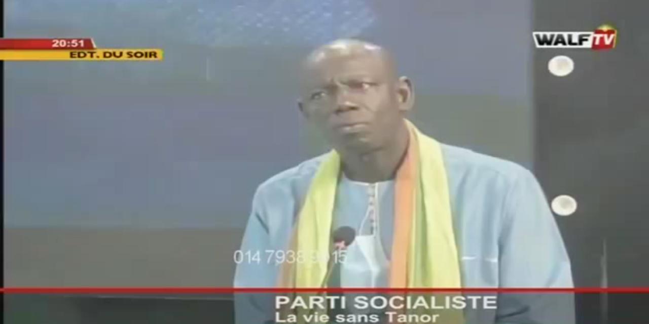 VIDEO – RAPPORT DE L'IGE – Abdoulaye Wilane très critique avec Macky Sall et les libéraux
