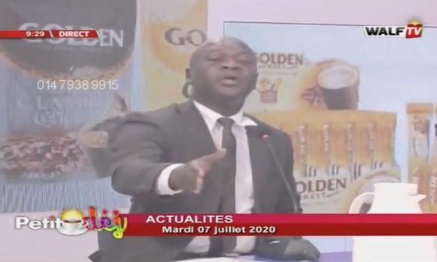 Video – Farba Ngom, l'équation au coeur de la république/Que penser des dénonciations de Cissé Lo ?