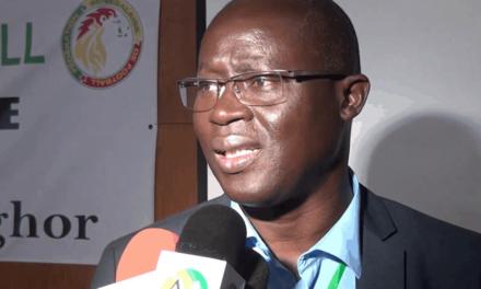 PRESIDENCE DE LA CAF – Augustin Senghor est candidat