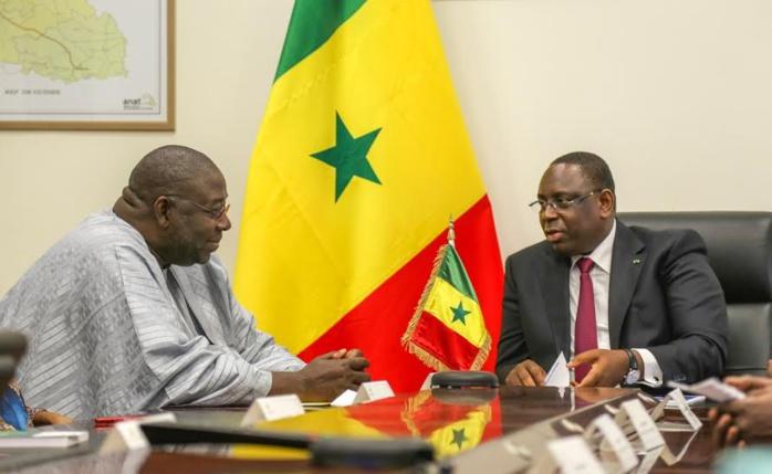 CONDOLEANCES – Macky pleure Babacar Touré