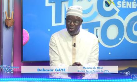 TRANSHUMANCE – Babacar Gaye fait dans le flou