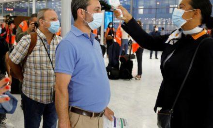 CORONAVIRUS – Paris impose des tests pour 16 pays frappés par l'épidémie