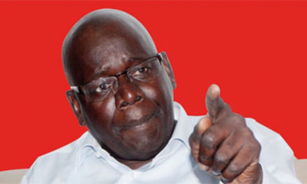 «L'exclusion de Moustapha Cissé Lô n'est pas définitive»