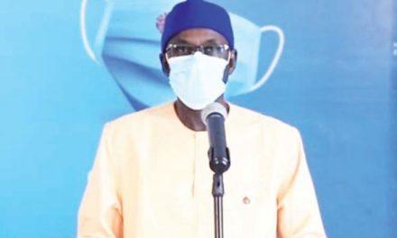 CORONAVIRUS AU SENEGAL – 2 nouveaux décès, 126 nouveaux cas dont 34 communautaires