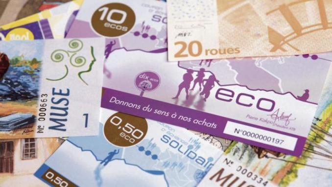 NOUVELLE MONNAIE – L'Eco rate son entrée
