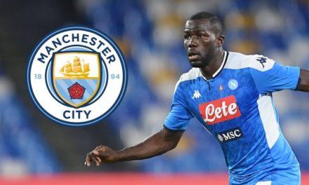 MERCATO – Manchester City ne lâche pas Koulibaly!