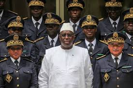 IGE – Lamine Diom, vérificateur général du Sénégal