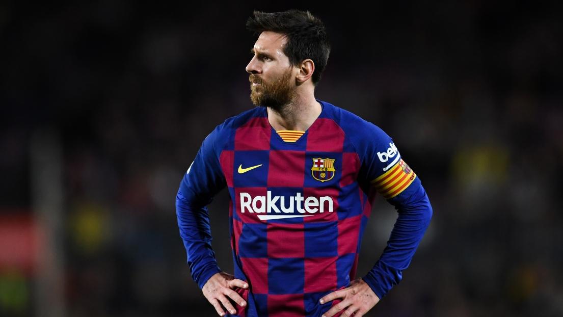 BARCELONE – Messi songe à partir
