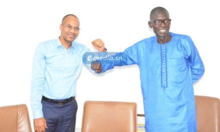 DEMISSIONNAIRE DE GFM – Taïb Socé rejoint le Groupe E-Media