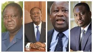 PRESIDENTIELLE EN COTE D'IVOIRE – Vers une alliance Bédié-Gbagbo-Soro contre Ouattara ?