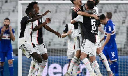 ITALIE – La Juventus championne pour la 9e fois consécutive