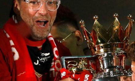 ANGLETERRE – Klopp élu entraîneur de l'année par ses pairs