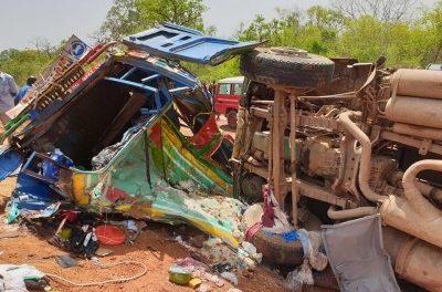 MALI – 22 morts et 21 blessés dans une collision