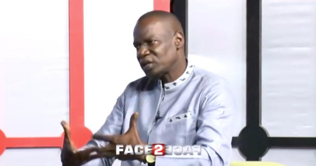 """VIDEO – Momar Diongue : """" si on doit déboulonner la statue Faidherbe…"""""""