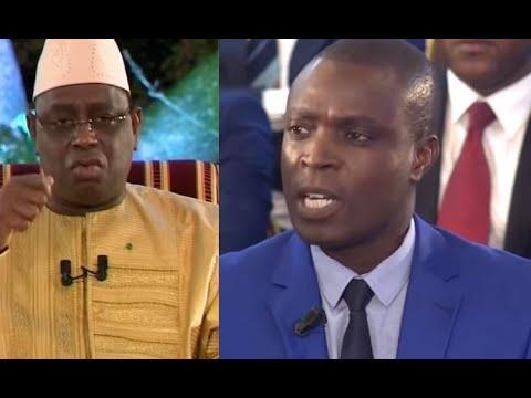 """VIDEO – Moustapha Diop : """"Macky sait bien qui est Moustapha Cissé Lo…"""""""