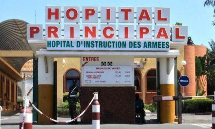 HÔPITAL PRINCIPAL – L'effondrement d'une dalle tue un ouvrier