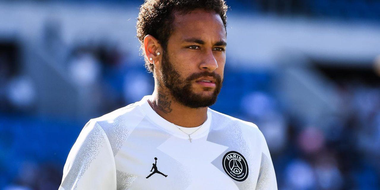 PSG – Neymar positif au Covid-19