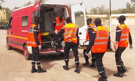 YOFF – Un camion perd ses freins et tue 3 personnes