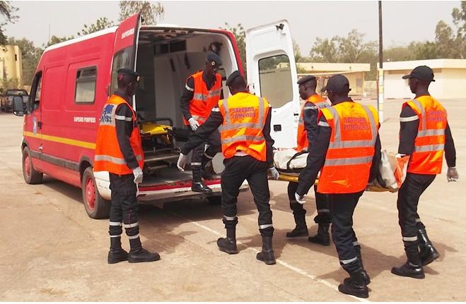 COVID-19 – Les sapeurs-pompiers ont évacué 150 corps suspects entre mars et juin