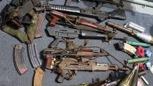 TOUBA – Un vieil homme arrêté avec 110 armes à feu et des munitions