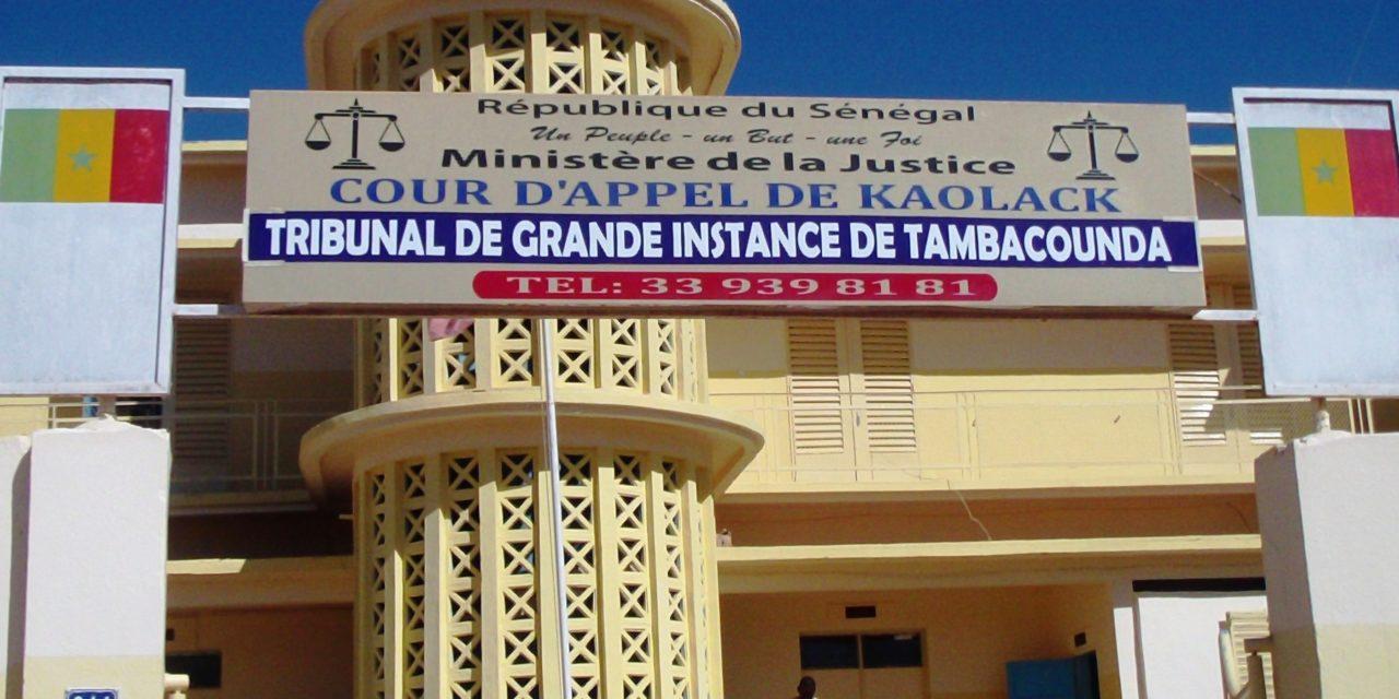 MEURTRE DE BINETA CAMARA ET DU COMMANDANT TAMSIR SANE – La cour distribue des perpétuités