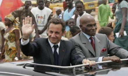 """PARUTION LIVRE """"LE TEMPS DES TEMPÊTES'' – Nicolas Sarkozy, Abdoulaye Wade et le discours de Dakar"""