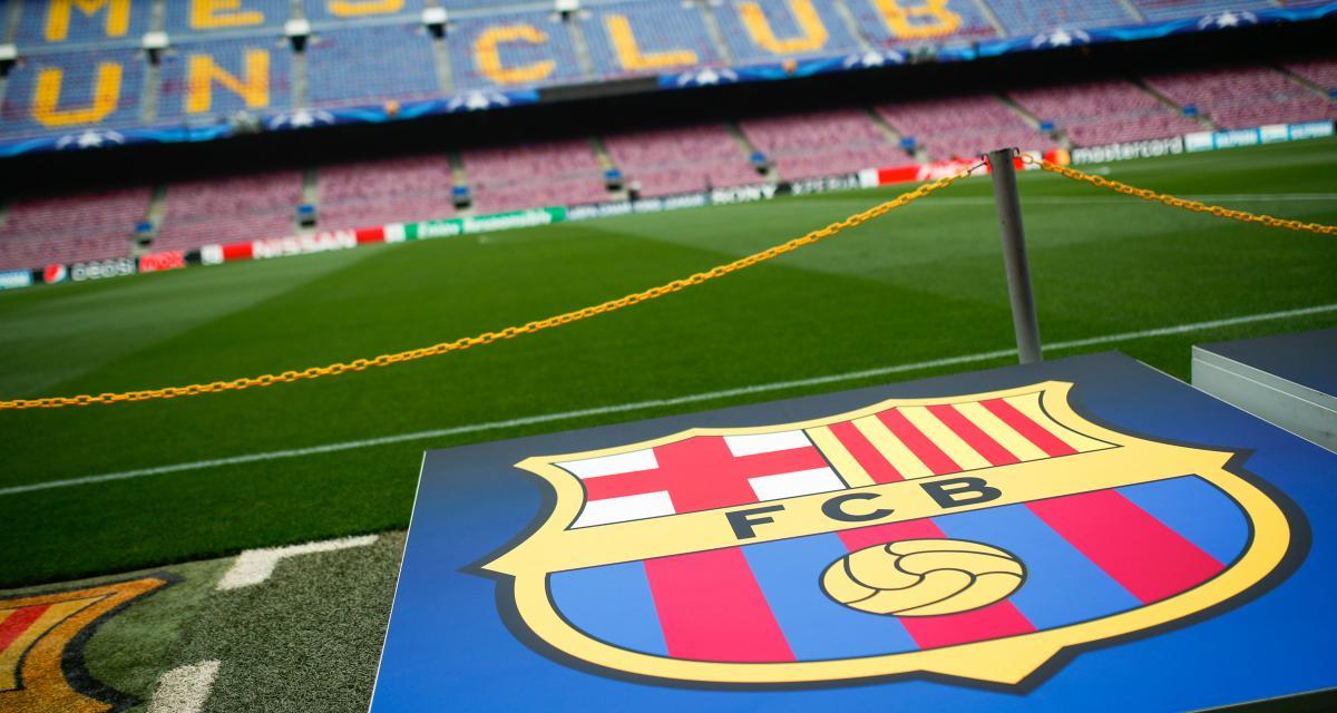 COVID-19 – Un joueur du Barça testé positif