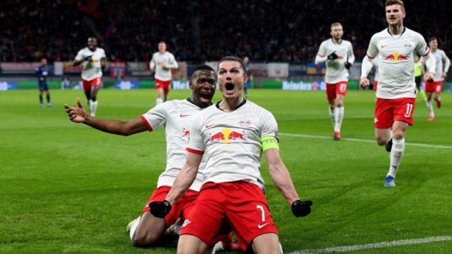 LDC – RB Leipzig punit l'Atlético Madrid et retrouvera le Psg en demie