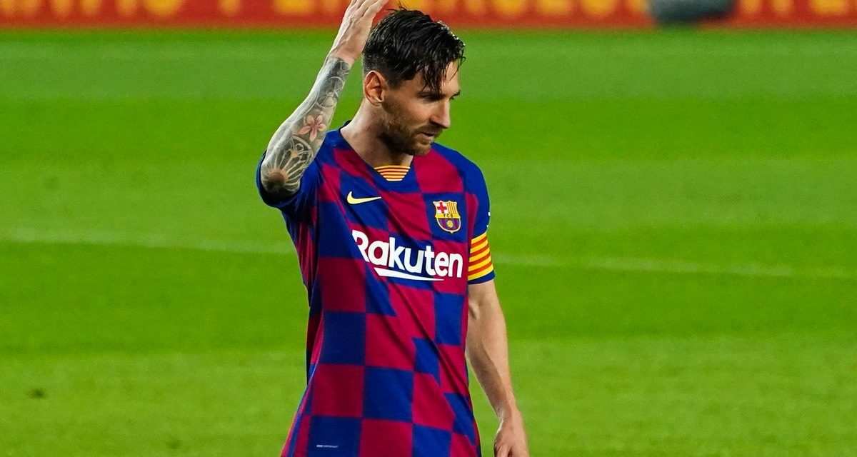 FC BARCELONE – Messi menace de partir