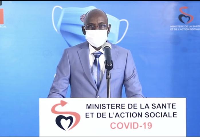 CORONAVIRUS AU SÉNÉGAL – 177 nouveaux cas dont 18 communautaires