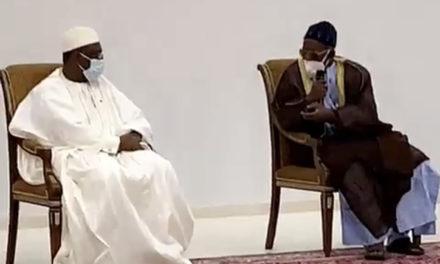 MEDINA BAYE – Macky Sall présente ses condoléances dans la sobriété