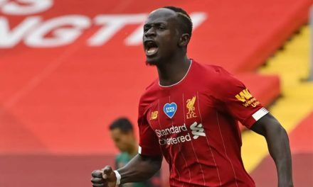 PREMIER LEAGUE – Sadio Mané élu meilleur joueur par les Fans !