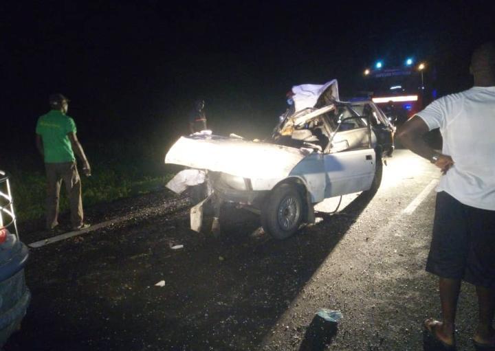 ZIGUINCHOR – Deux morts et 7 blessés dans un accident