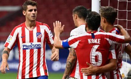 CORONAVIRUS – Deux membres de l'Atlético Madrid testés positifs