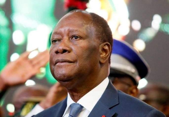 COTE D'IVOIRE – Macron demande à Ouattara de se retirer