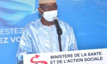COVID-19 AU SENEGAL – Les chiffres alarmants d'Aly Ngouille Ndiaye