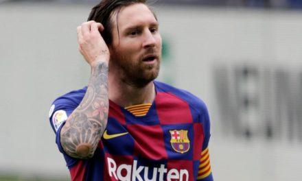 BARÇA – Koeman n'a pas convaincu Messi