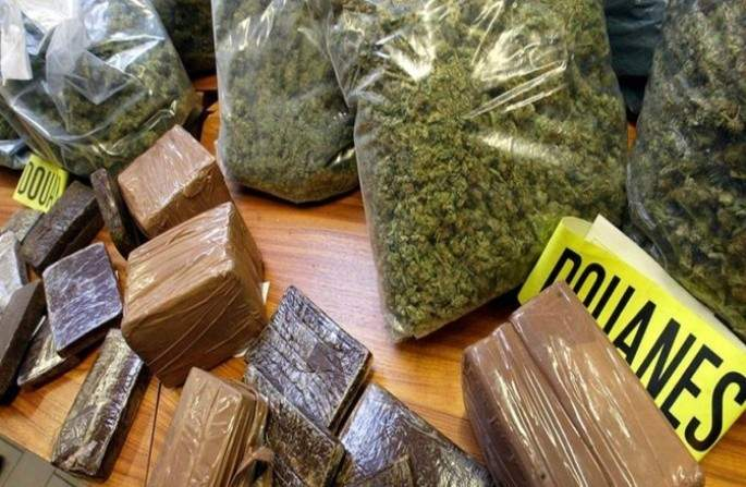 SÉDHIOU – 110 kg de cannabis saisis par les limiers