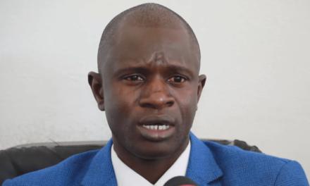 Babacar Diop : ''Ceux qui ont publié le patrimoine du président Idrissa Seck ont posé un acte politique''